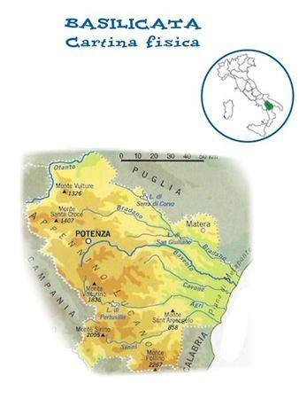 Immagine per la categoria Basilicata