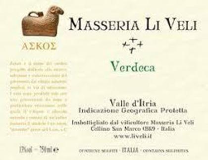 Immagine per il produttore Masseria Li Veli